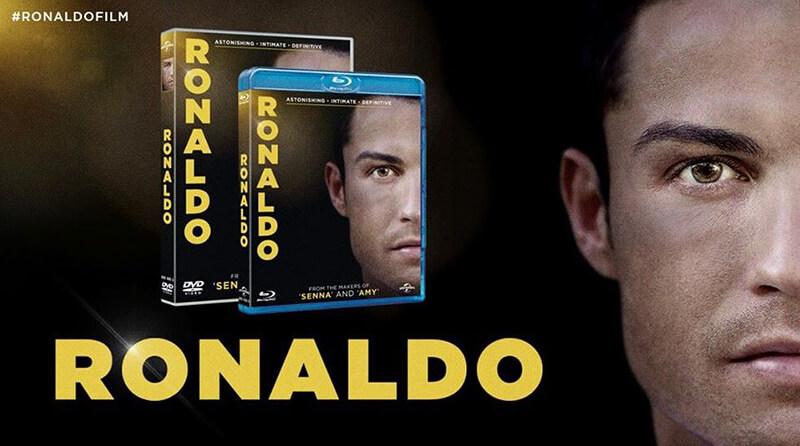 99+ Bí mật có thể bạn chưa biết trong bộ phim về Ronaldo