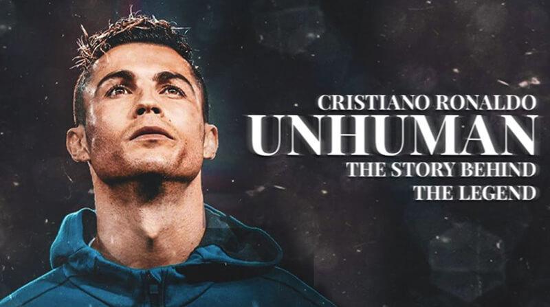 Bộ phim về Ronaldo đã giành được giải thưởng xứng đáng