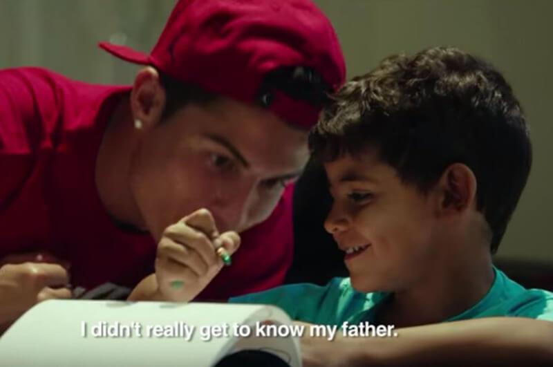 Bộ phim về Ronaldo dựa trên tiểu sử của ngôi sao bóng đá