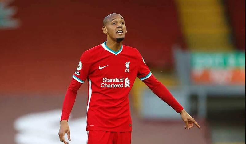 Fabinho Henrique Tavares - Tiền vệ phòng ngự hay nhất đang chơi cho Liverpool