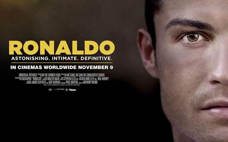Giới thiệu về bộ phim về Ronaldo