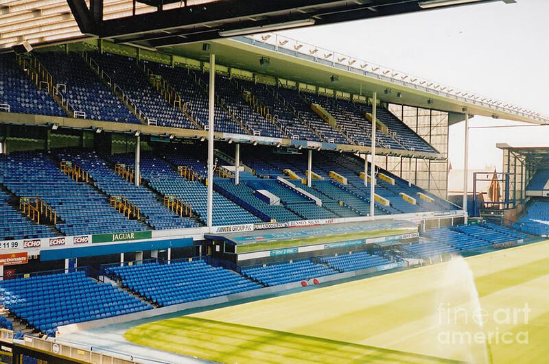 Goodison Road Stand