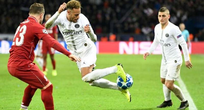 Kỹ thuật Neymar lốp bóng đẳng cấp