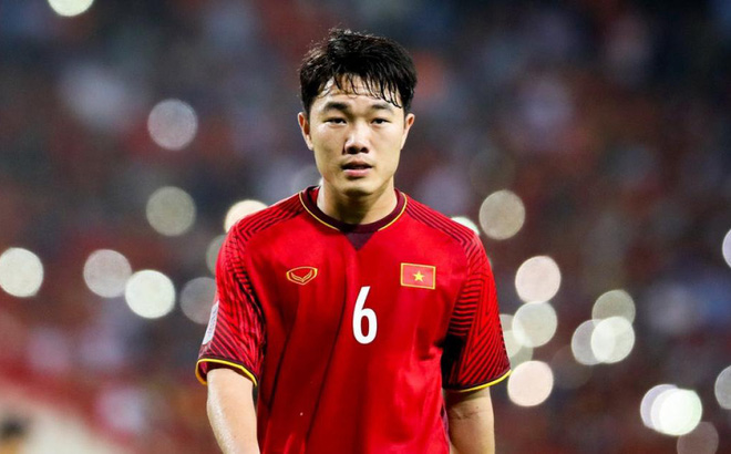 Lương cầu thủ bóng đá Lương Xuân Trường