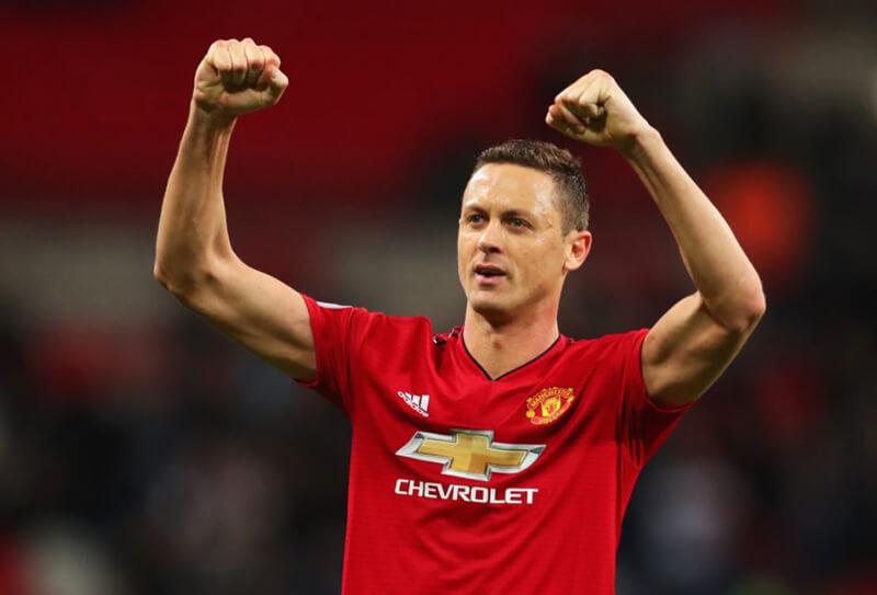 Nemanja Matic của Manchester United - Tiền vệ phòng ngự tài năng