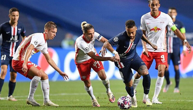 Neymar và những kỹ thuật chơi bóng mãn nhãn người xem