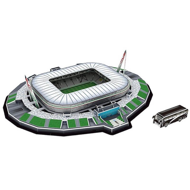 Quá trình hình thành của sân vận động Juventus