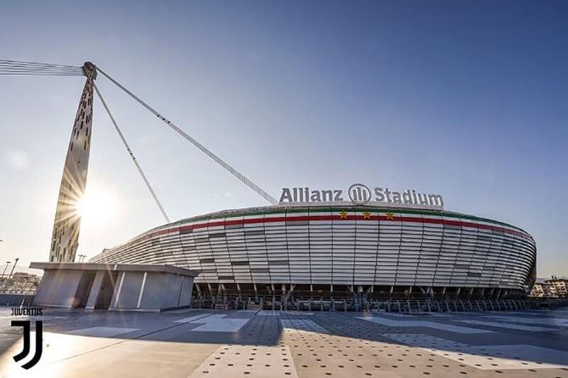 Sân Juventus stadium đã trở thành công trình thoát nghèo của Series A