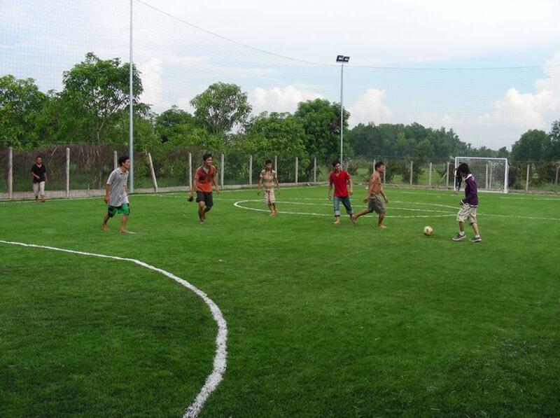 Sân bóng đá mini Chuyên Việt Đà Nẵng