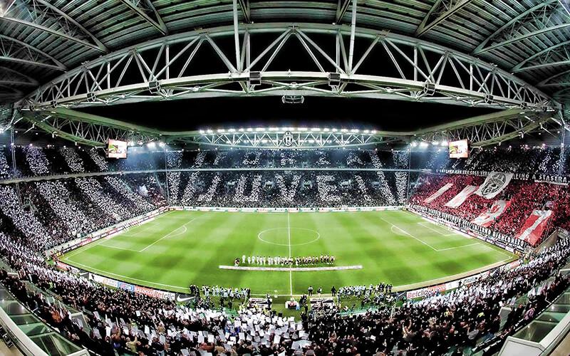 Thiết kế sân Juventus được đánh giá cao về độ thân thiện môi trường