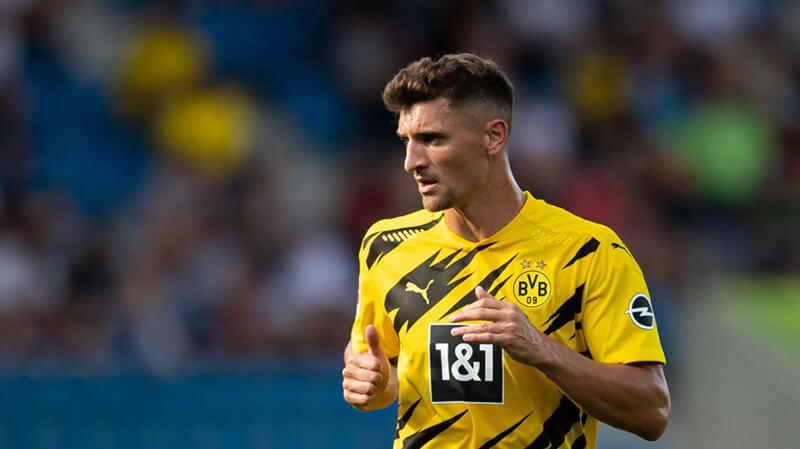 Thomas Meunier- ngôi sao sáng của bóng đá Bỉ