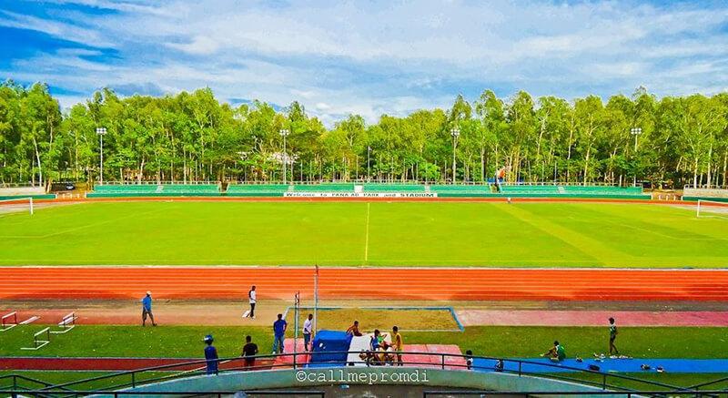 Thông tin cơ bản về sân vận động Panaad