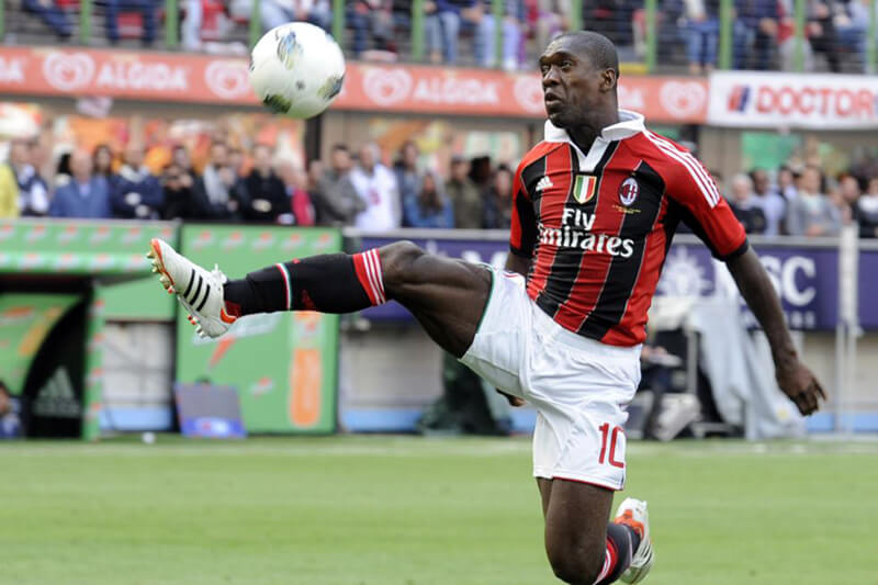 Tiền vệ Clarence Seedorf