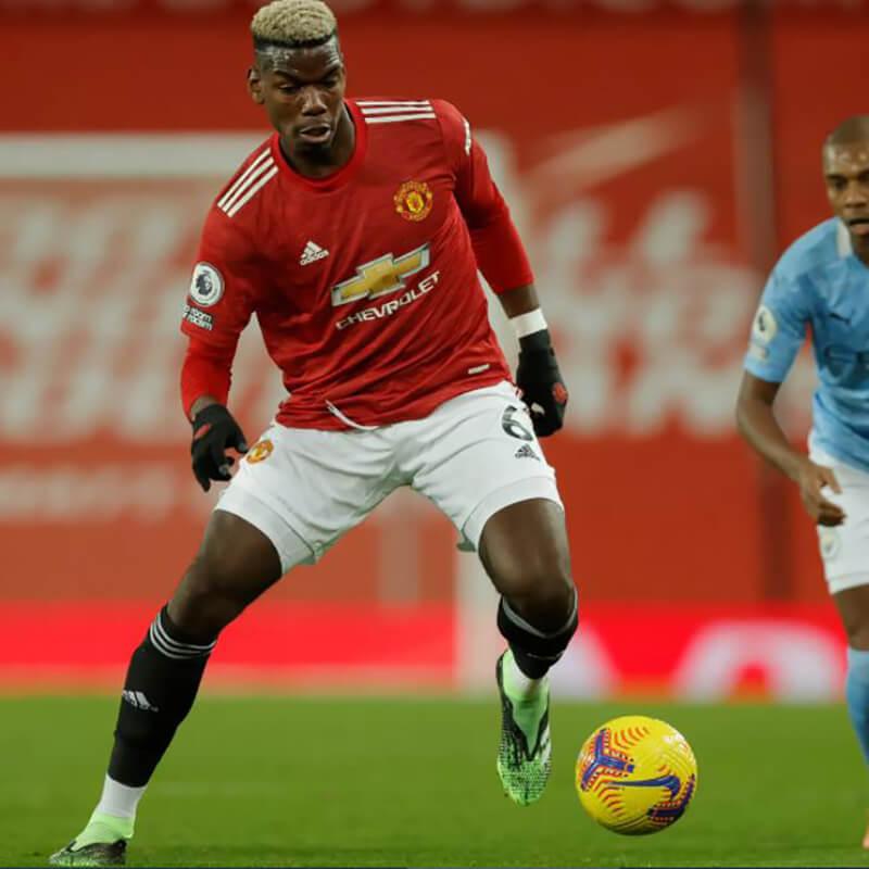 Tiền vệ trung tâm hay nhất thời đại - Paul Pogba