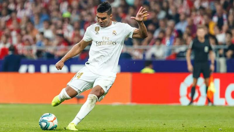 Carlos Henrique Casemiro (Real Madrid)