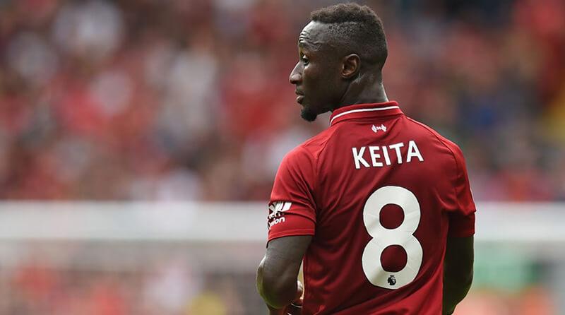 Sự cứng cáp của Nabi Keita là thành công của Liverpool