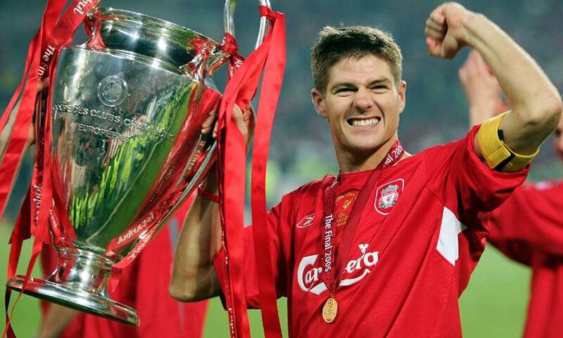 Stenven Gerrard